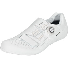 Shimano SH-RC5 Bike Shoes Wide Men, white
